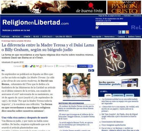 Religión de Libertad
