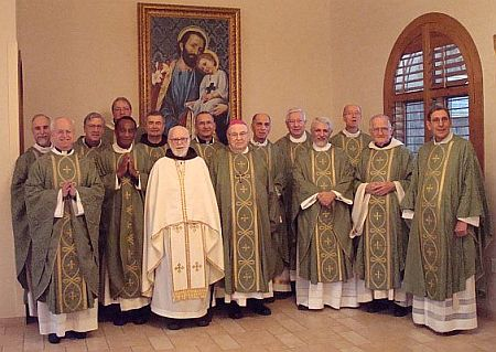 Priests Retreat in Alabama
