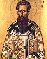 San Basilio Magno Santoral