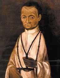 San Martín de Porres, religioso Dominico