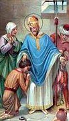 San Paulino de Nola, bondadoso