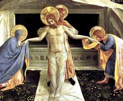 Adoración al cuerpo de Jesús (Giotto)