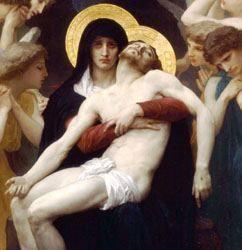 Pietá (William-Adolphe Bouguereau)